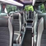 Deluxe coaches