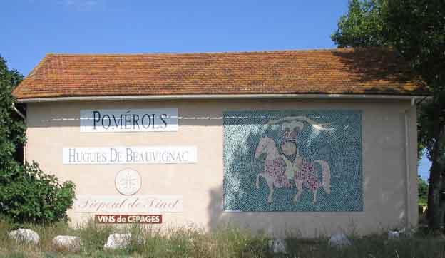 Pomerolswall